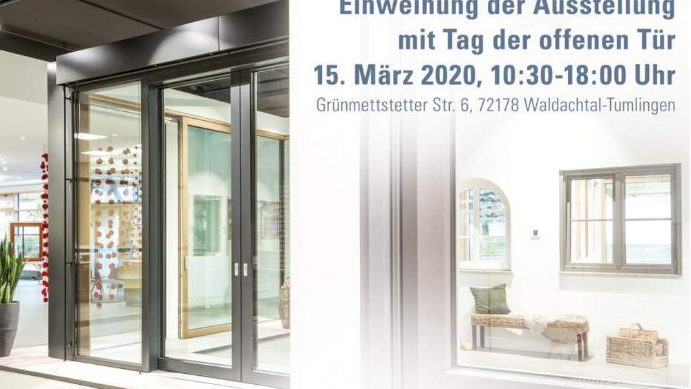 Nestle Fenster Eroffnet Ausstellung Ideenwelt Fur Fenster Und Turen